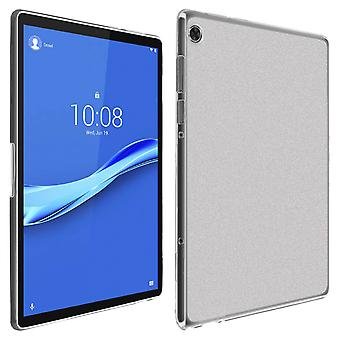 Protective Cover Lenovo Tab M10 Plus Silicone   Resistant Ultra Thin White