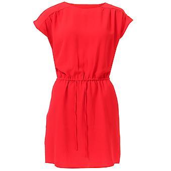 Frauen's Vero Moda Sasha Bali Kleid in rot