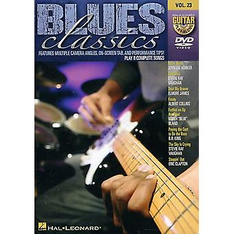Guitar Playalong-Blues Classics [DVD] USA import
