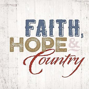 Faith Hope & Country - Faith Hope & Country [CD] USA import
