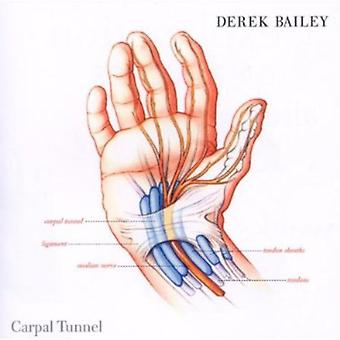 Derek Bailey - importation USA carpien [CD]