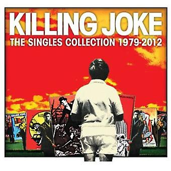 Killing Joke - Singles Collection 1979-2012 [CD] USA import