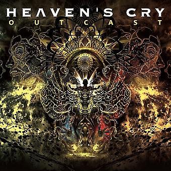 Heaven's Cry - Outcast [CD] USA import