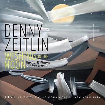 Denny Zeitlin - Wishing on the Moon [CD] USA import