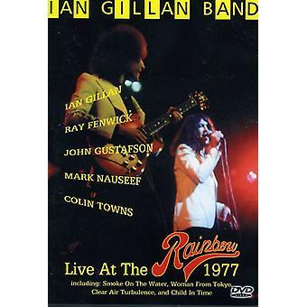 イアン ・ ギラン - ライヴ ・ アット ・ レインボー 1977 【 DVD 】 USA 輸入