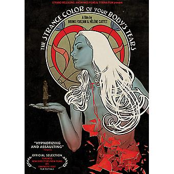 Strange Color of Your Body's Tears [DVD] USA import