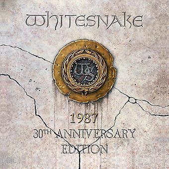 Whitesnake - Whitesnake (30th Anniversary Edition) [CD] USA import