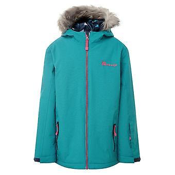 The Edge Kids' Peak Snow Jacket Turquoise