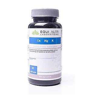 Calcium / Magnesium / Potassium 60 capsules