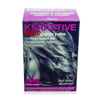 Kerastive Forte (Hair and Nails) 60 capsules