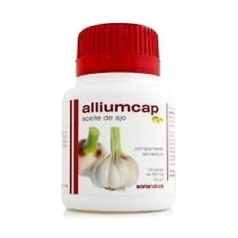 Alliumcap Garlic Oil 150 softgels