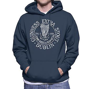 Guinness Extra Stout Men's Hooded Sweatshirt