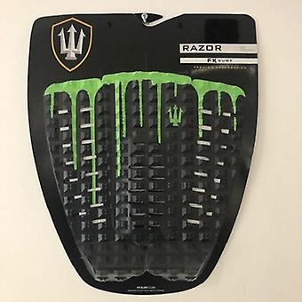 Fk unlimited - traction razor - black/green