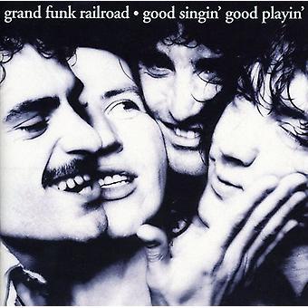 Grand Funk Railroad - Good Singin' Good Playin' [CD] USA import