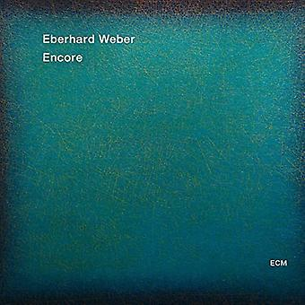 Eberhard Weber - Encore [CD] USA import