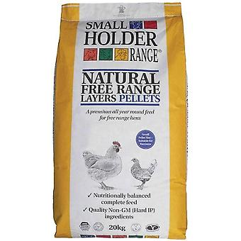Allen & Page Poultry Layers Pellets With Omega 3 - 20kg
