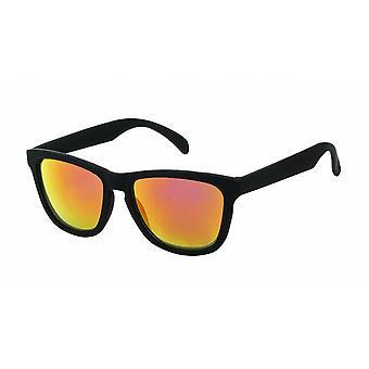 Sonnenbrille Unisex  Wanderer   gelb/schwarz (20-242)