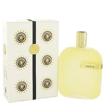 Opus Vi Eau De Parfum Spray By Amouage 3.4 oz Eau De Parfum Spray