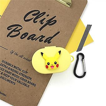 Cute Cartoon Earphone Cover With Hook Protection Frame For Xiaomi