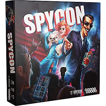 Spyfest Party Game