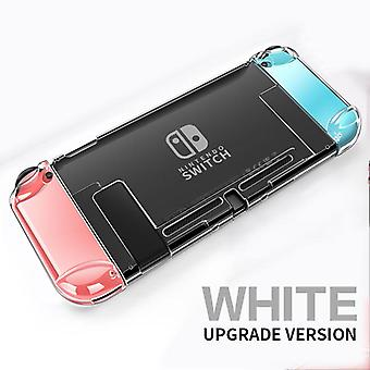Detachable-crystal Pc-transparent Case For Nintend Switch Ns/nx Cases Hard Clear Back-cover Shell Coque Ultra Thin-bag