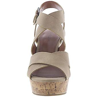 Indigo Rd. Women's Shoes Keffie 2 Open Toe Casual Platform Sandals