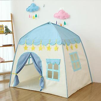 Children Princess Castle Tents - Portable Boys, Girls, Indoor-outdoor Garden