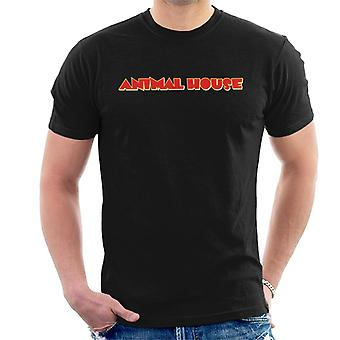 Animal House Classic Red Logo Men's T-Shirt