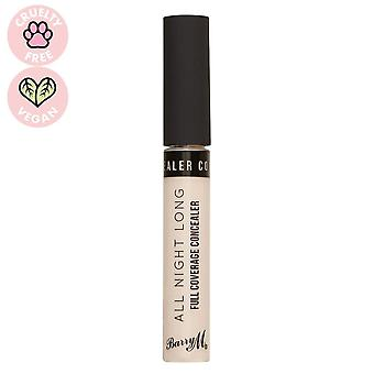 Barry M All Night Long Concealer - Milk