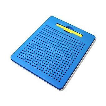 Plaquette magnétique de planche à dessin de tablette, stylo de stylet d'aimant de perle 26 nombres d'alphabet