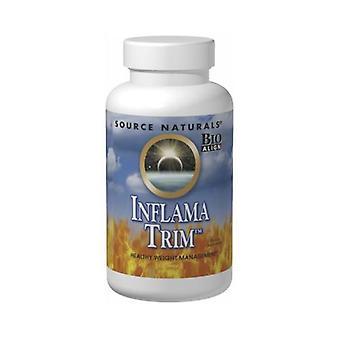 מקור טבעי Inflama-Trim, 60 טבליות