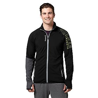 Reebok DT Graphic Trk Z92078 universal all year men sweatshirts