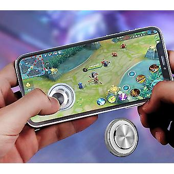 Game Joystick For Mobile Phone Tablet Iphone - Metal Button Controller