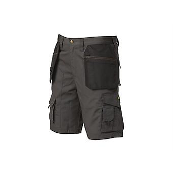 Apache Grey Rip-Stop Holster Shorts Taille 30in APARIPSG30