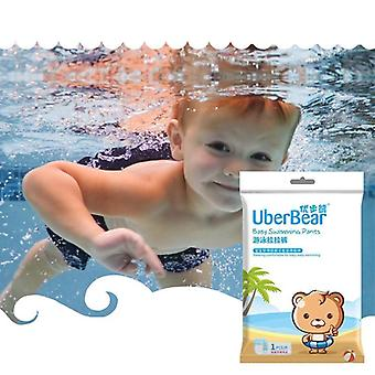 Disposable And Adjustable Swimming Diapers/girls