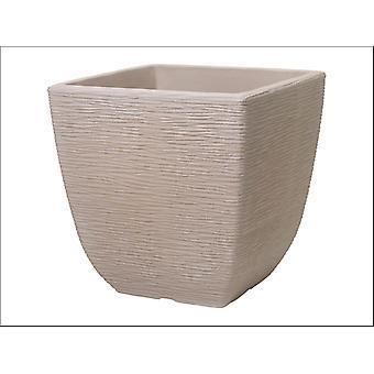 Stewart Cotswold Planter Square Sandstone 32cm 5140080