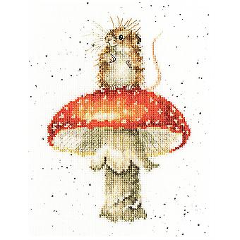 Bothy Threads Cross Stitch Kit - He's hauska gi