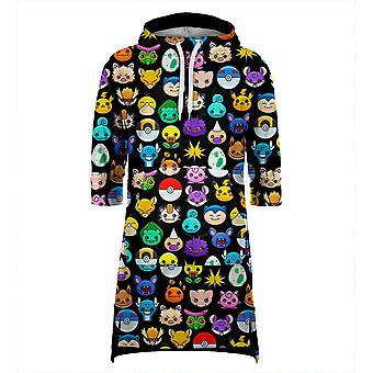 Mr. Gugu Miss Go Pokemoji kapucnis ruha