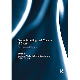 Global Branding and Country� of Origin: Creativity and Passion