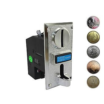 Coin Acceptor Cpu Programmable Electronic Mechanism Arcade Mech For Vending