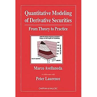 Quantitative Modeling of Derivative Securities by Avellaneda & Marco Courant Institute & New York & New York & USALaurence & Peter Universita di Roma & Italy