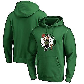 BostonCeltics Loose Pullover Hoodie Sweatshirt WY007