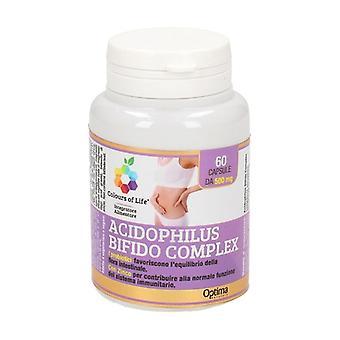 Acidophilus-bifido complex 60 capsules