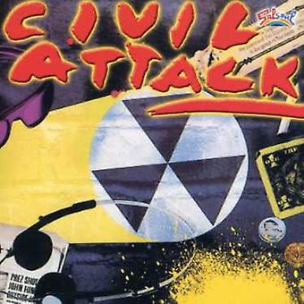 Civil Attack [CD] USA import