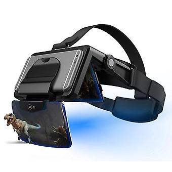 3d Vr Glasses Box Virtual Reality Helmet Immersive Headset