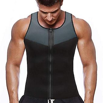 Waist Trainer Body Shaper Slimming Suit, Weight Loss Casual Sweat Hot Workout
