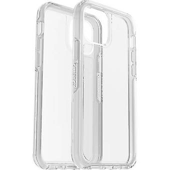 Otterbox Symmetry Clear + Alpha Glass Back cover Apple Transparent