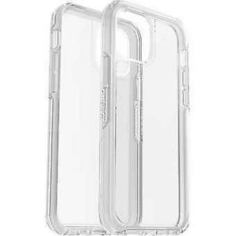 Otterbox Simetría claro + Alfa Vidrio Cubierta trasera Apple Transparente