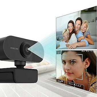 كامل HD 1080p ويب كام التركيز التلقائي كاميرا ويب البسيطة مع كاميرات USB هيئة التصنيع العسكري