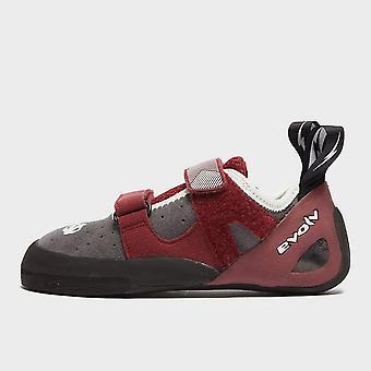 New Evolv Men's Elektra Climbing Shoes Grey